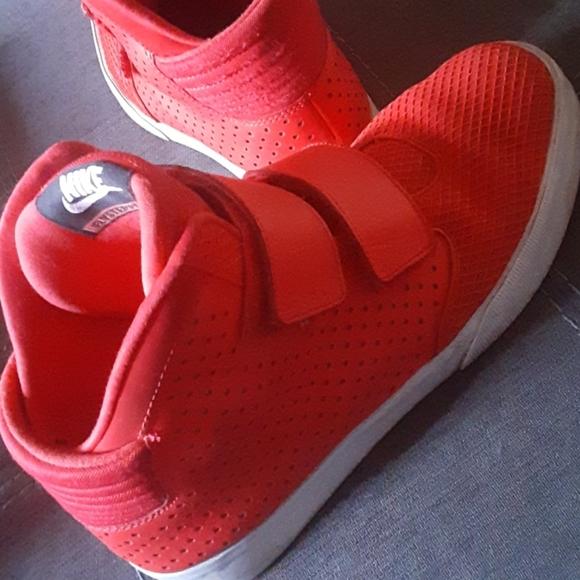 Nike Shoes   Flystepper 2k3 Red   Poshmark